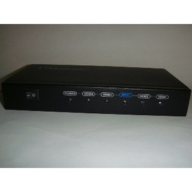 HDMI Splitter Amplifier1x4